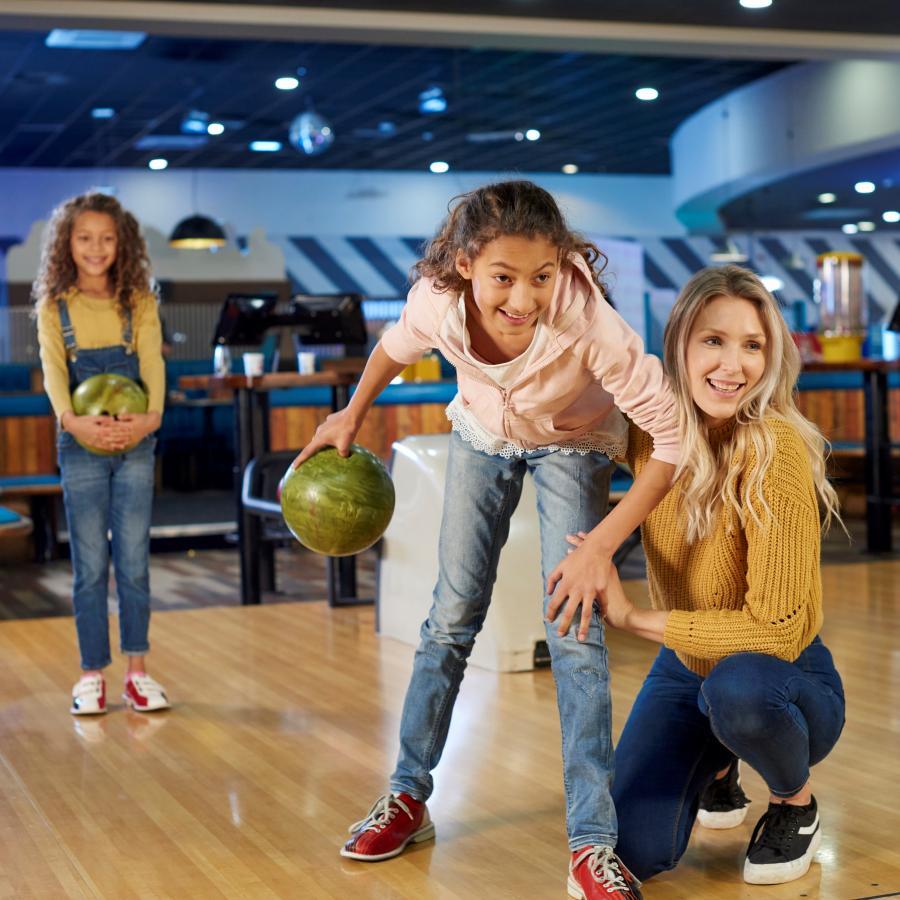 Hollywood Bowl | Half Term Bowling
