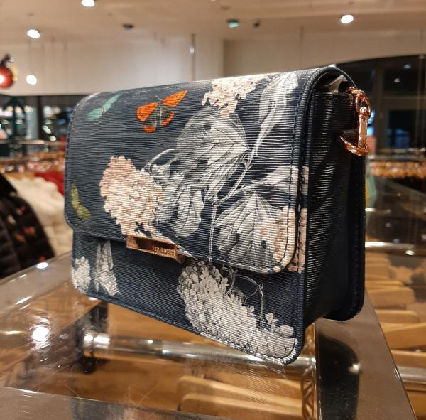 Ted Baker Narnia Leather Cross Body Bag