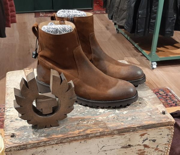 Belstaff Mens Boot