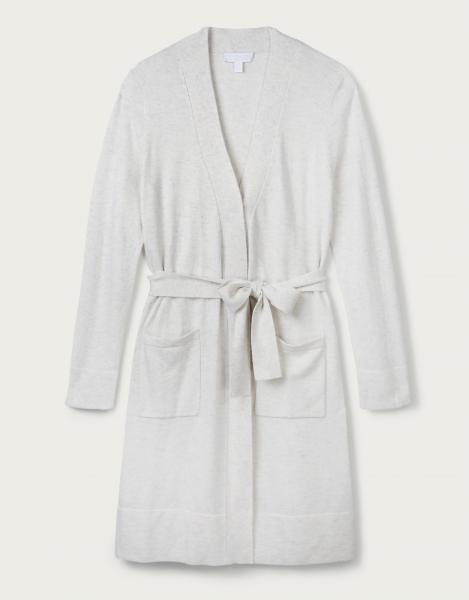The White Company| Cashmere Blend Robe