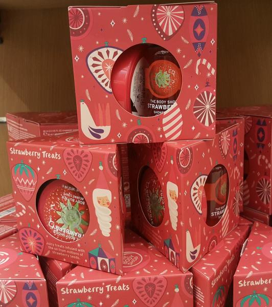 The Body Shop | Christmas Gifts | Outlet Prices