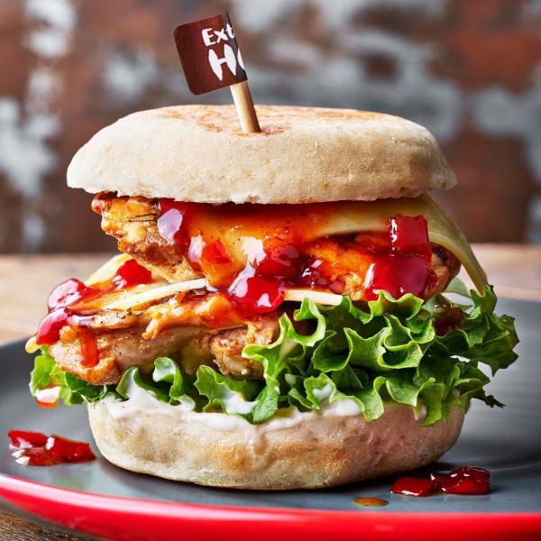 nando's sunset burger